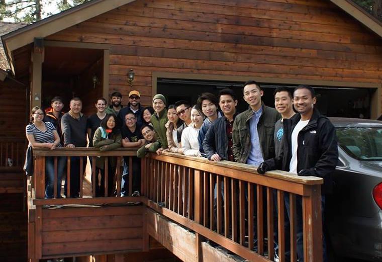 Nakayoshi Tahoe Trip 2016